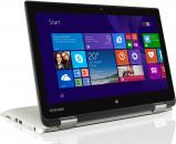 Лаптоп Toshiba Satellite Radius 11 L10W-B-102, Pentium N3540 Quad-Core (up to 2.66GHz) PSKVUE-002009B3