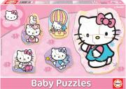 Пъзел Educa BABY Hello Kitty от 20 части - (14508)