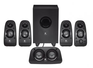 Домашно кино Logitech Surround Sound Speaker Z506