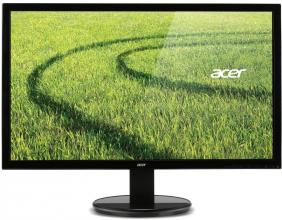 "Монитор  Acer K202HQLAB, LED 19.5"" HD (1366 x 768),Черен  (UM.IX3EE.A01)"