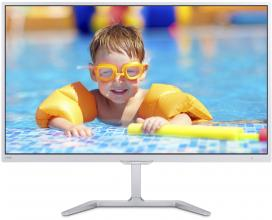 "Philips 246E7QDSW, 23.6"" PLS LED, FHD (1920 x 1080), 5 ms, Бял"