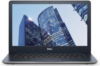 "Dell Vostro 5370, 13.3"" FHD, i5-8250U, 8GB RAM, 256GB SSD, AMD Radeon 530 DDR5 2GB, Win 10 Pro Сив"