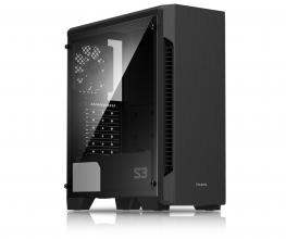 Кутия ZALMAN S3 ATX mid tower