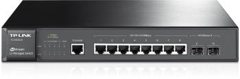Switch TP-Link JetStream 8-Port Gigabit - TL-SG3210