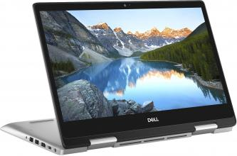 "Dell Inspiron 5482 | 5397184240533 | 14.0"" FHD IPS Touch, i5-8265U, 8GB RAM, 256GB SSD, MX130 2GB, Win 10, Сребрист"