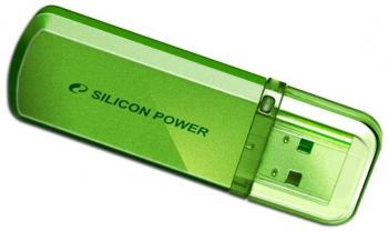 USB флаш памет Silicon Power Helios Green 16GB
