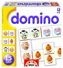 Домино Educa Domino  Farm (14553)