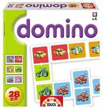 Домино Educa Domino Vehicles (14555)