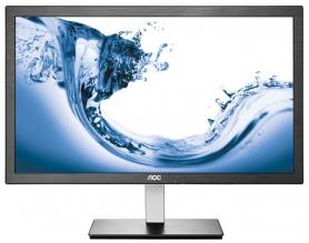 "AOC I2276VWM 21.5"", IPS, Full HD 1920 x 1080, 5ms, 60Hz, Черен"