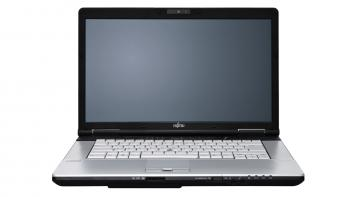 "UPGRADED Двуядрен Fujitsu Lifebook E751 15.6"" i5-2520M 2.5Ghz /4GB /320GB HDD, Win10"