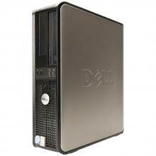 Употребяван DELL Optiplex 755 Q6600/4GB/320GB/DVD-RW/DESKTOP