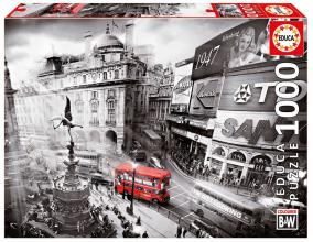 Пъзел Educa Piccadilly Circus от 1000 части - (15981)