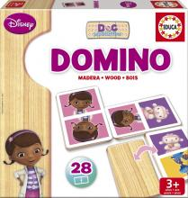 Домино Educa Domino DOC McStuffins (16039)
