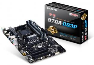 Дънна платка Gigabyte GA-970A-DS3P AM3+
