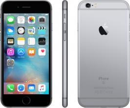 Преоценен iPhone 6s 16GB, Сив B