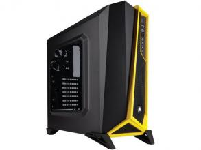 Компютърна кутия Corsair Carbide Series® SPEC-ALPHA Black/Yellow