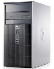 Двуядрен HP Compaq DC5800 Tower, E8400, 4GB RAM, 250GB HDD, ATI HD 5450