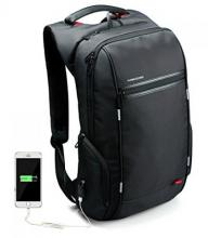 "Раница за лаптоп 15.6"" Kingsons Laptop Backpack KS3140W + USB зарядно"