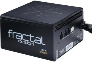Захранващ блок Fractal Design 650W INTEGRA M/BLACK