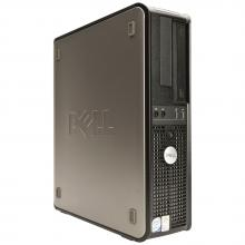 DELL Optiplex 760 DT, Quad-Core Q9550, 4GB RAM, 160GB HDD