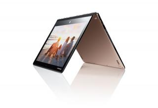 "Lenovo Yoga 3 Pro (80HE015NBM) 13.3"" QHD+ IPS Touch, Intel Core M-5Y71, 4GB, 256GB SSD, Windows 10, Златист"