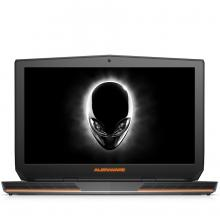 "DELL Alienware 17, 17.3"" IPS UHD IGZO, Intel Core i7-6820HK, 16GB RAM, 512GB PCIe SSD + 1TB HDD, GTX 980M 4GB, Windows 10 Home, Сребрист"
