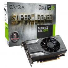 Видео карта EVGA GeForce® GTX 1060 3GB SC GAMING GDDR5 (03G-P4-6162-KR)