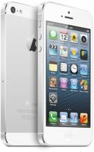 Преоценен Реновиран iPhone 5 16GB, Бял B
