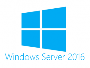 Microsoft Софтуер Windows server Standart 2016 x64 Eng 1pk DSP 16 Core P73-07113