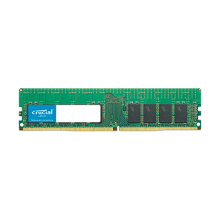 Памет CRUCIAL 16GB DDR4-2666 RDIMM CL=19 Dual Ranked Registered ECC