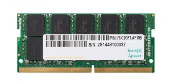 Apacer 8GB DDR4 2133MHz SODIMM (AS08GGB13CDYBGH)