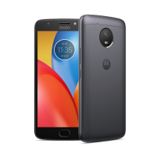 Motorola Moto E4 Plus 16GB, Single SIM, Сив(PA700069RO)