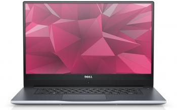 "Dell Inspiron 7560 15.6"" FullHD IPS, i5-7200U, 8GB RAM, 256GB SSD, GTX 940MX 2GB, Windows 10, Сребрист (5397063994373)"