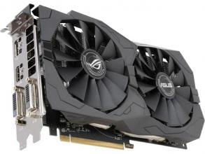 Видео карта ASUS Radeon™ ROG STRIX RX 570 Gaming 4GB GDDR5