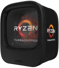 Процесор AMD Ryzen Threadripper 1900X (3.8/4.0GHz, 16MB Cache) (YD190XA8AEWOF)