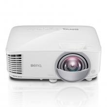 Проектор BenQ MX825ST Short Throw, DLP, XGA‎‎(1024x768), 3300 ANSI Lumens, Бял