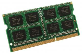 Apacer 4GB DDR3 1600MHz SODIMM (AS04GFA60CATBGC)
