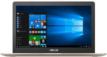 "UPGRADED ASUS VivoBook Pro 15 N580VN-FY076, 15.6"" FHD IPS, i7-7700HQ, 16GB RAM, 1TB HDD, GF MX150 DDR5 4GB, Златист"