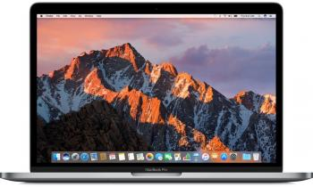 "Apple MacBook Pro 13"" Touch Bar (MPXW2ZE/A) i5-7267U, 8GB RAM, 512GB SSD, Сив"