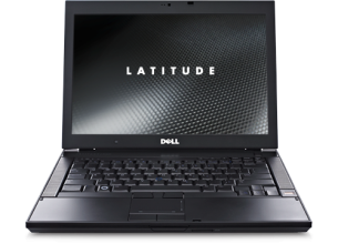 "Двуядрен лаптоп Dell Latitude E6400 14.1"" P8600/4GB/250GB DVD 1280x800 no cam"