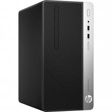 Компютър HP ProDesk 400 G4 MT (Intel Core i5-7500 3.4/3.8GHz, 8GB DDR4-2133, 1TB HDD, DVD/RW, Windows 10 Pro) (1JJ50EA)