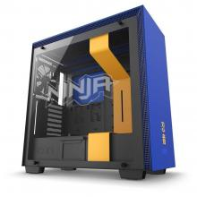 Компютърна кутия NZXT H700i Smart Ninja Edition Mid-Tower