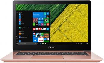 "Acer Aspire Swift 3 Ultrabook, 14.0"" FHD IPS, i5-8250U, 8GB RAM, 256GB SSD, Win 10, Розово Злато"