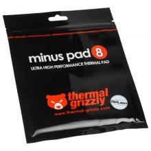 Термо подложка Thermal Grizzly Minus Pad 8, 120x20x0.5mm (TG-MP8-120-20-05-2R)