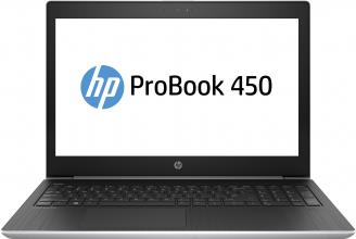 "UPGRADED HP ProBook 450 G5 (2RS08EA) 15.6"" FHD IPS, i7-8550U, 16GB RAM, 1TB HDD, GF 930MX DDR3 2GB, Сив"
