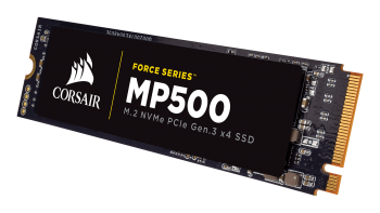 SSD диск 960GB Corsair Force MP500 M.2 2280 NVMe (CSSD-F960GBMP500)