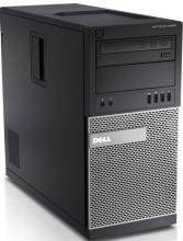Dell Optiplex 9020 Tower, i7-4770, 8GB RAM, 240GB SSD, 500GB HDD, GTX 1050, Win 10 Pro