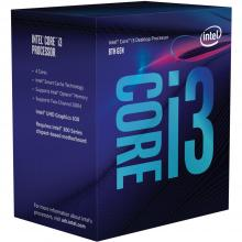 Процесор Intel® Core™ i3-8350K (4.0 GHz, 8MB Cache)