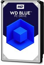 Твърд диск  Western Digital 2TB, 5400rpm 64MB Blue WD20EZRZ