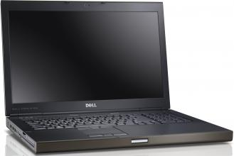 "Dell Precision M4600, 15.6"" FHD, i7-2720QM, 8GB RAM, 320GB HDD, Q1000M, Cam, Win 10"